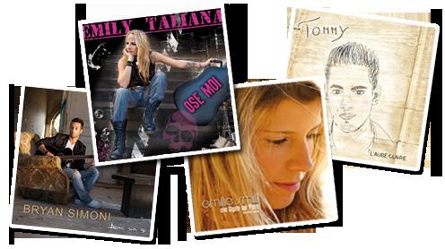 albums jeunes artistes produits par andre hampartzoumian
