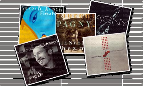 albums Florent Pagny
