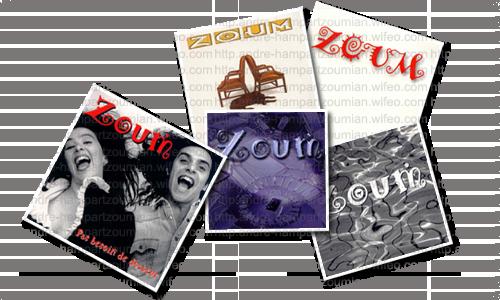 albums/singles Zoum